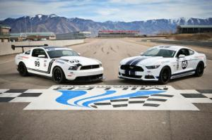 Higher Learning in High Gear With Ford Performance Racing School