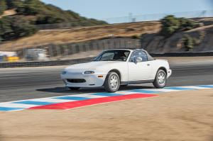 1990 Mazda MX-5 Miata First Test - Motor Trend