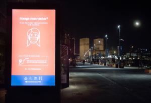 Ny reklamenedtur i desember - men 2020 ble bedre enn reklametopper fryktet