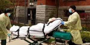 Coronavirus Deaths in U.S. Nursing, Long-Term Care Facilities Top 10,000