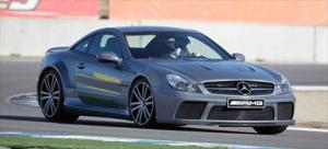 2010 Mercedes-Benz SL65 AMG Black Series - Engine, Suspension, and Seats - First Test - Motor Trend