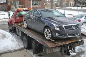 2014 Cadillac ATS 2.0T Long-Term Update 3 - Motor Trend