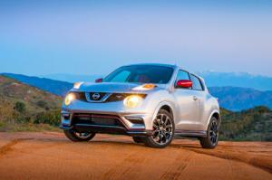 2015 Nissan Juke NISMO RS Manual First Test