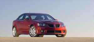 2009 Pontiac G8 GXP - Transmissions and Specs - First Test - Motor Trend