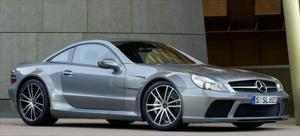 2009 Mercedes-Benz SL65 AMG Black Series - First Look - Motor Trend
