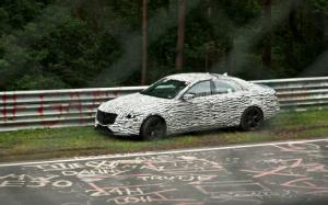 Oops! Spied 2014 Cadillac CTS Goes Off Track at Nurburgring (with video)