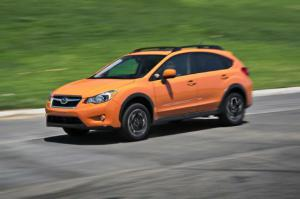 2013 Subaru XV Crosstrek 2.0i Limited First Test - Motor Trend