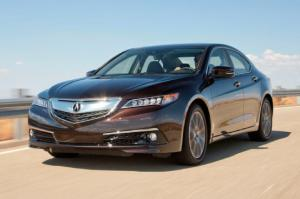 2015 Acura TLX 3.5 SH-AWD First Test - Motor Trend