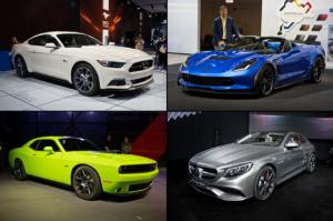 Ford Mustang 50 Year Edition - Top Performance Cars of the New York International Auto Show - Motor Trend