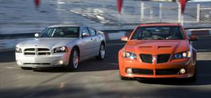 2008 Pontiac G8 GT vs. 2008 Dodge Charger R/T - Head to Head - Motor Trend