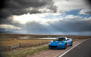 Divide and Conquer in a Lotus Evora - Motor Trend