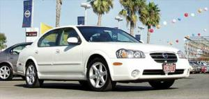 2000-2003 Nissan Maxima - Used Car Reviews - Motor Trend