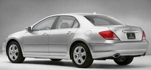 2005 Acura RL - Review - Intellichoice