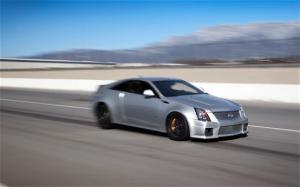 Day Trippin' in the 2011 Cadillac CTS-V Coupe - Motor Trend