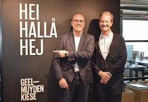 Geelmuyden Kiese kjøper content marketing-byrå og trapper opp nordisk satsing