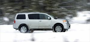 2008 Nissan Armada LE - Specifications - Quick Test - Motor Trend