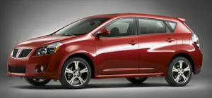 2009 Pontiac Vibe - First Look - Motor Trend