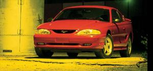 1994 Ford Mustang GT - Mustang Specifications - Motor Trend Magazine