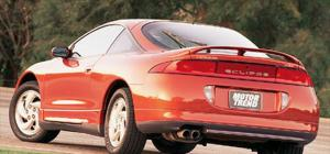 1995 Mitsubishi Eclipse GS-T - Long-Term Wrap Up - Japanese Car - Motor Trend Magazine