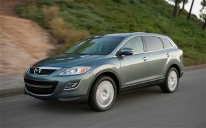 2010 Mazda CX-9 Grand Touring First Drive - Motor Trend