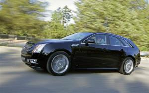 2010 Cadillac CTS Sport Wagon First Drive - CTS wagon photos and review - Motor Trend