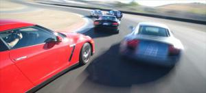 America's Best Handling Car - Track Testing - Mitsubishi Evo MR and Audi R8 - Comparison - Motor Trend