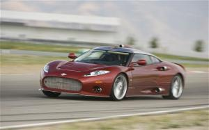 2009 Spyker C8 Aileron Second Impression - Motor Trend
