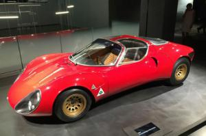 The 10 Coolest Cars at Alfa Romeo's Revamped Museum - Motor Trend