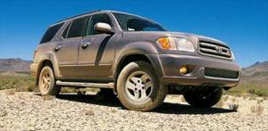 Toyota Sequoia Review - Toyota Road Tests and Comparisons - Motor Trend