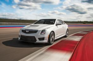 2016 Cadillac ATS-V First Test - Motor Trend
