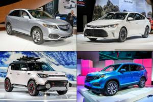 2016 Kia Rio - Cars of the 2015 Chicago Auto Show