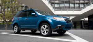 2009 Subaru Forester XT - Quick Test - Motor Trend