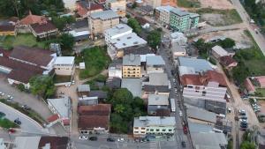 Paciente, segundo o município, foi diagnosticada com a Covid-19 nesta quinta-feira (07); prefeitura encaminhou ofício para Ministério Público