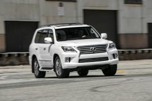 2015 Lexus LX 570 First Test - Motor Trend