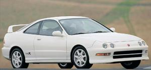 Acura Integra Type-R - Tech Data - Motor Trend Magazine