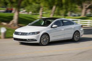 2015 Volkswagen CC 3.6 4Motion First Test