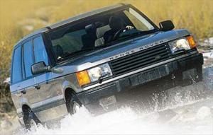 1999 Land Rover Range Rover Price, Suspension & Interior - Road Tests - Motor Trend