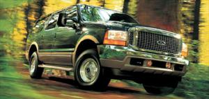 2002 Ford Excursion - Road Test Review - Truck Trend