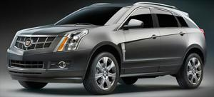 2010 Cadillac SRX - First Cadillac SRX official photos and details - Motor Trend