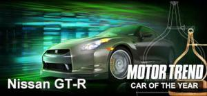 2009 Nissan GT-R - The 2009 Motor Trend Car of the Year Winner is the Nissan GT-R - Motor Trend