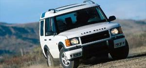 2000 Land Rover Discovery Series II - Motor Trend