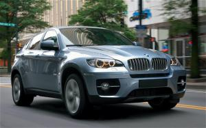 2010 BMW X6 Active Hybrid Suspension and Performance - Motor Trend