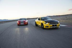 2015 Shelby GT Street and Track Drive - Motor Trend