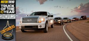 2012 Truck of the Year Contenders - Motor Trend