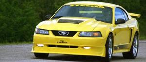2003 Steeda Q400 Mustang - Suspension, Brakes & Performance - First Drive & Road Test Review - Motor Trend