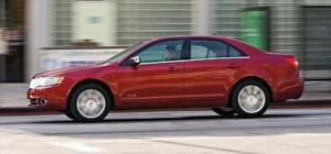 2007 Lincoln MKZ - First Test & Review - Motor Trend