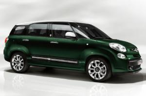 Tight Squeeze: Fiat 500L Living is Europe's Compact 7-Seater
