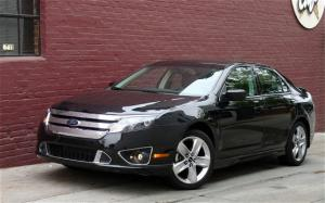 2010 Ford Fusion Sport First Drive and Review - Motor Trend