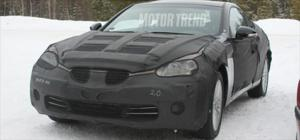 2009 Hyundai Genesis Coupe - Spied Vehicles - Motor Trend