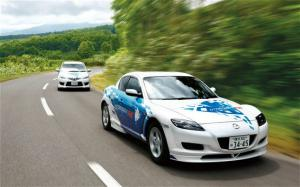 Mazda RX-8 Hydrogen Re and Premacy Hybrid RE - Motor Trend